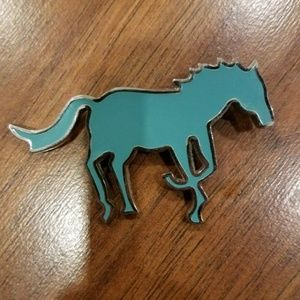Jewelry - Turquoise Horse Brooch/Pin